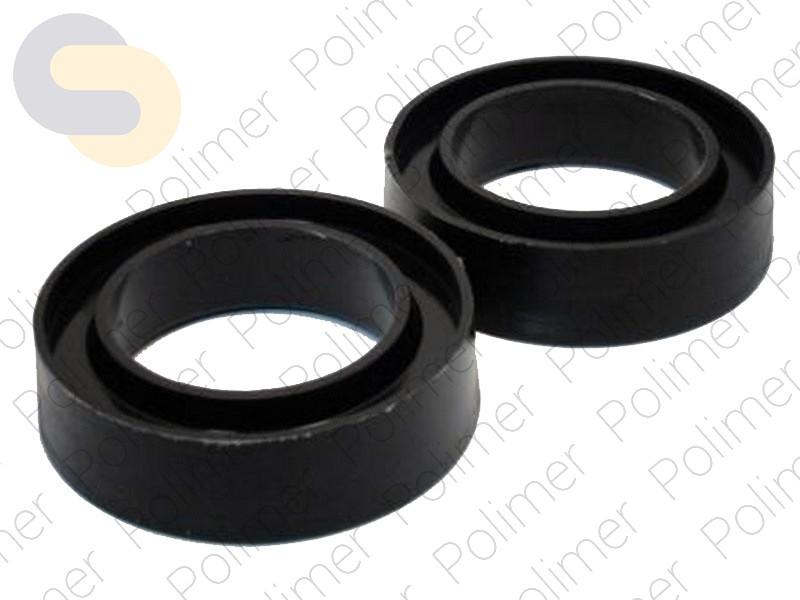 Проставки увеличения клиренса задних пружин TOYOTA - полиуретан + 15 мм