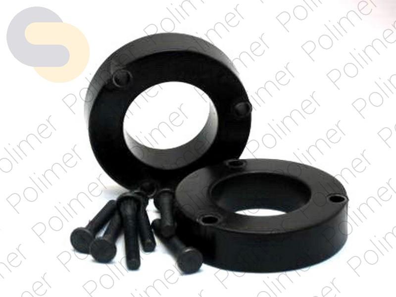 Проставки увеличения клиренса передних стоек TOYOTA - полиуретан 30 мм