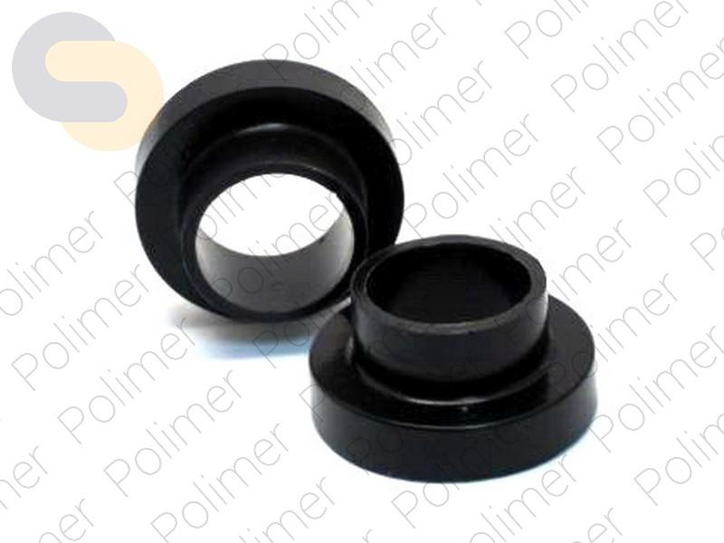 Проставки увеличения клиренса задних пружин TOYOTA - полиуретан 20 мм