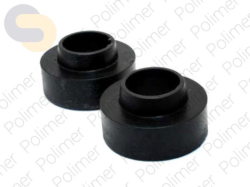 Проставки увеличения клиренса задних пружин TOYOTA - полиуретан 35 мм