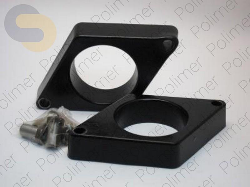 Комплект проставок опор задних стоек 30 мм