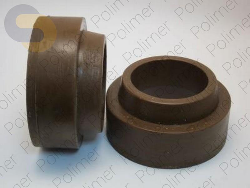 Комплект проставок задних пружин 50 мм