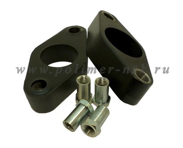 Проставки увеличения клиренса опор задних амортизаторов 30 мм NISSAN