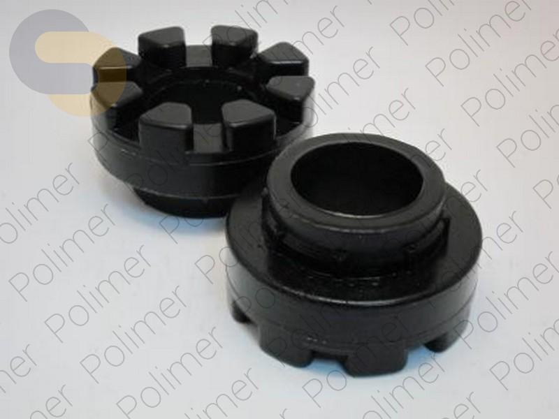 Проставки увеличения клиренса задних пружин NISSAN - полиуретан + 20 мм