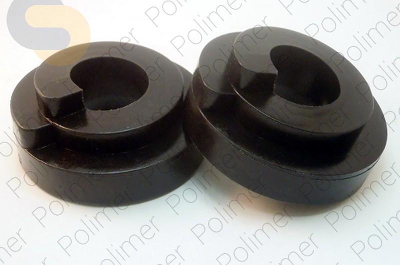 Проставки увеличения клиренса задних пружин увеличенные на 20 мм NISSAN