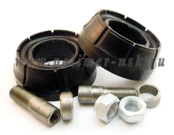 Проставки увеличения клиренса передних стоек NISSAN на опору - полиуретан 30 мм