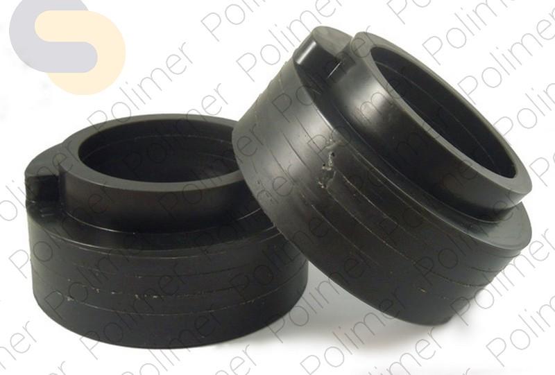 Комплект проставок задних пружин увеличенный на 50 мм
