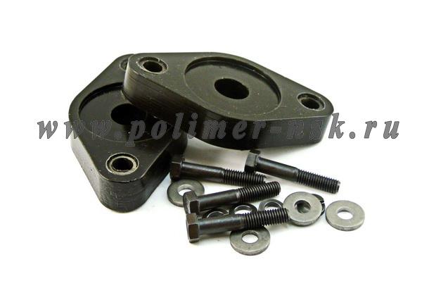 Комплект проставок опор задних амортизаторов 20 мм