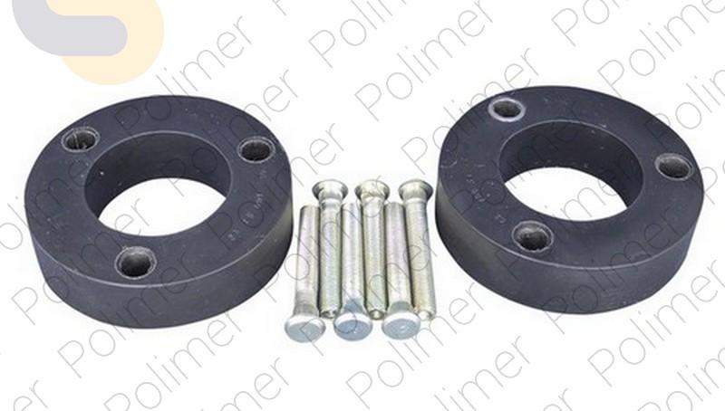 Проставки увеличения клиренса передних стоек MAZDA - полиуретан 30 мм