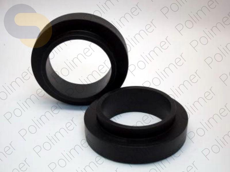 Проставки увеличения клиренса задних пружин HONDA - полиуретан + 20 мм