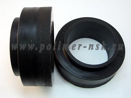 Проставки увеличения клиренса задних пружин HONDA - полиуретан + 40 мм