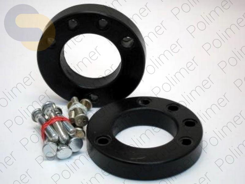 Проставки увеличения клиренса передних стоек HONDA - полиуретан 20 мм