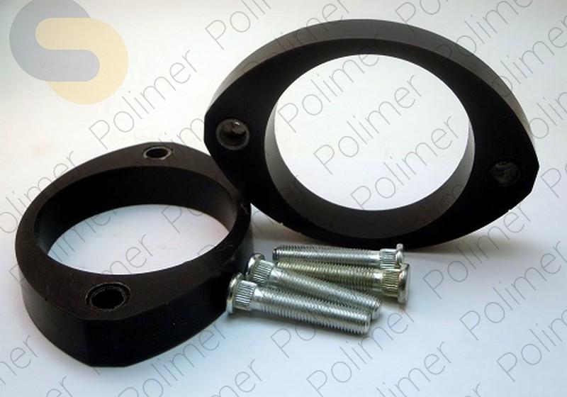 Проставки увеличения клиренса передних стоек SUBARU - полиуретан 20 мм