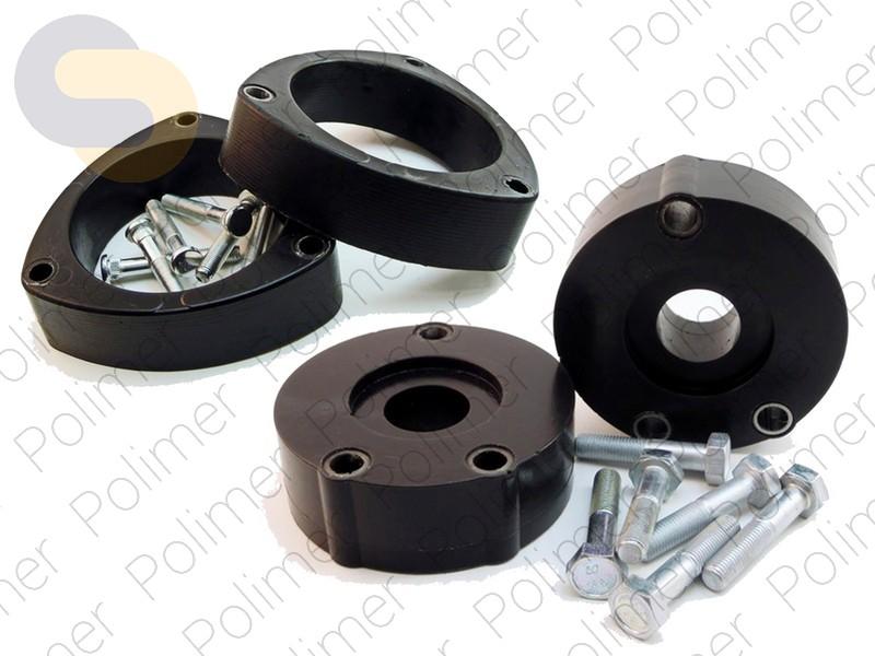 Проставки увеличения клиренса передних стоек SUZUKI - полиуретан 35 мм