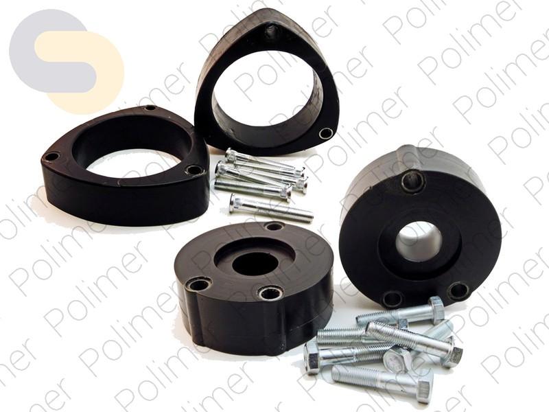 Проставки увеличения клиренса передних стоек SUZUKI - полиуретан 40 мм
