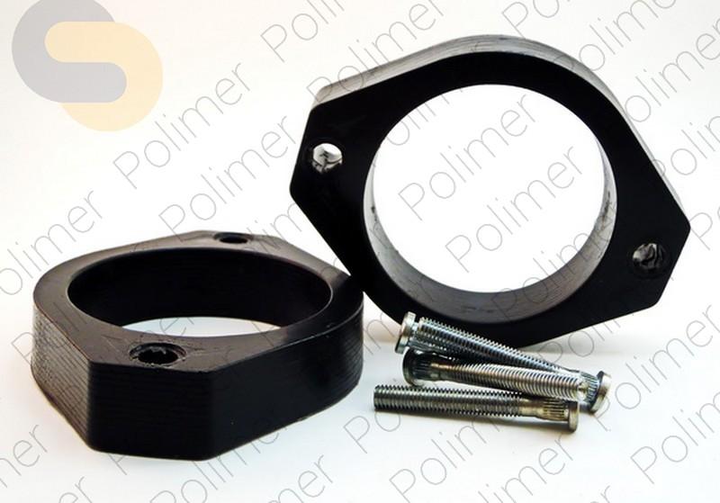 Проставки увеличения клиренса передних стоек SUZUKI - полиуретан 25 мм