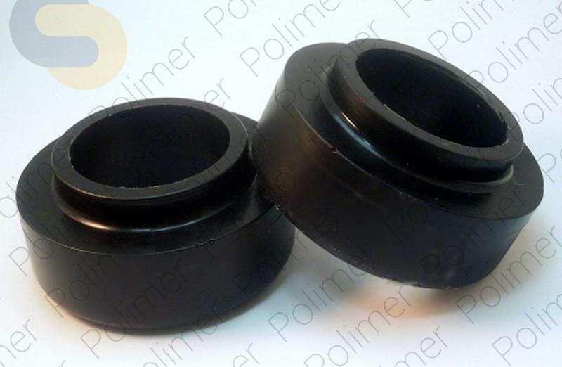 Проставки увеличения клиренса задних пружин SUZUKI - полиуретан + 30 мм