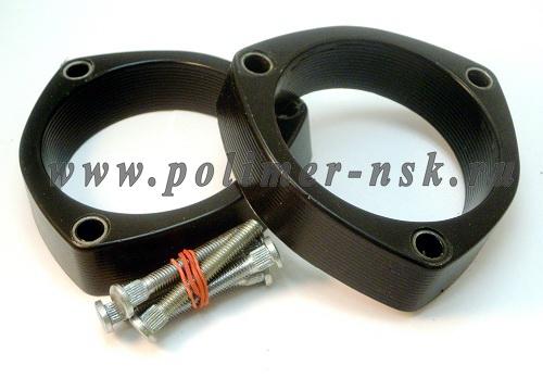 Проставки увеличения клиренса передних стоек SUZUKI - полиуретан 20 мм