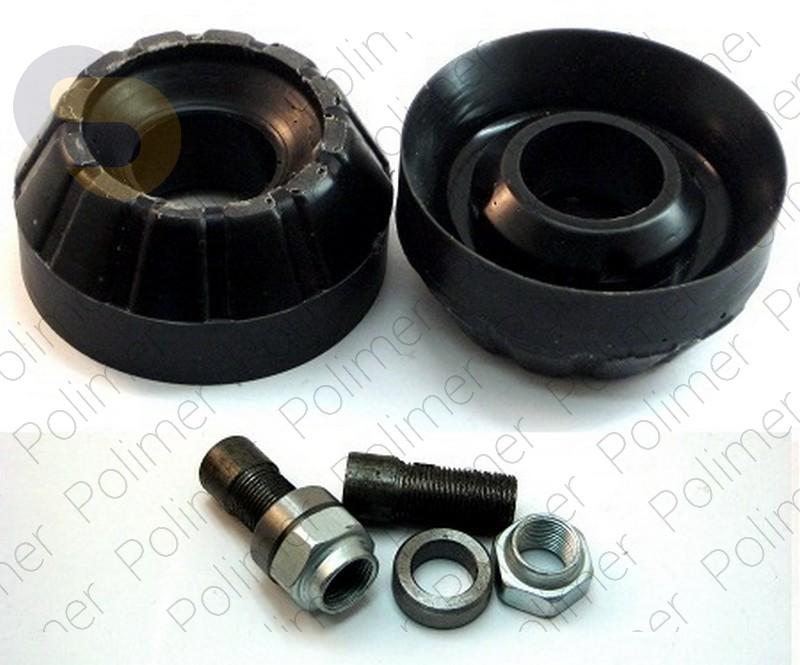 Проставки увеличения клиренса передних стоек SUZUKI на опору - полиуретан 30 мм