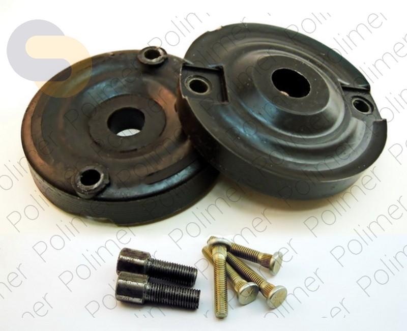 Проставки увеличения клиренса передних стоек AUDI - полиуретан 20 мм