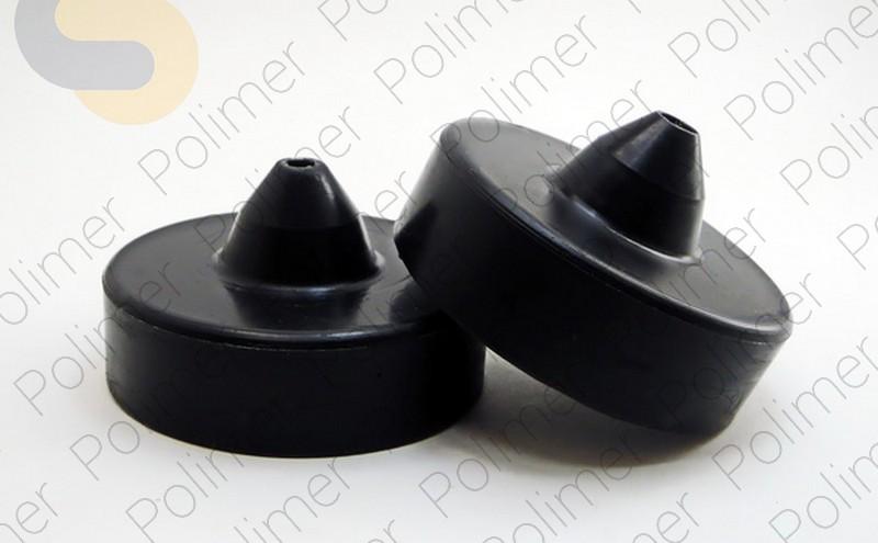 Проставки увеличения клиренса задних пружин AUDI - полиуретан + 20 мм
