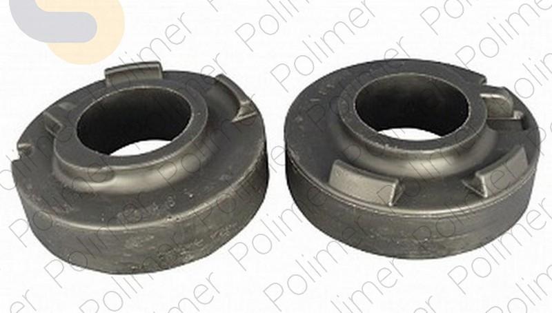 Проставки увеличения клиренса пружин передних стоек AUDI - полиуретан 20 мм