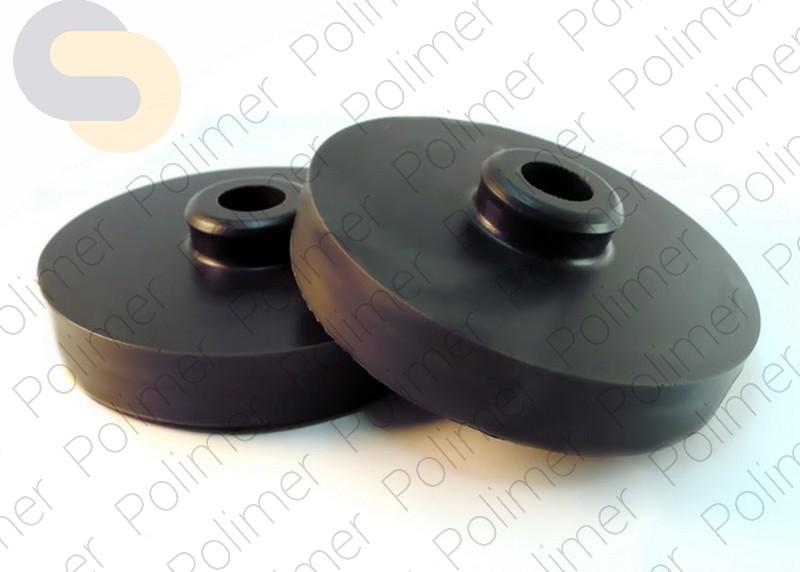 Проставки увеличения клиренса задних пружин BMW - полиуретан + 20 мм