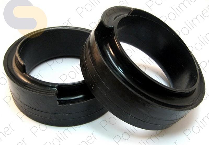 Проставки увеличения клиренса задних пружин FORD - полиуретан + 30 мм