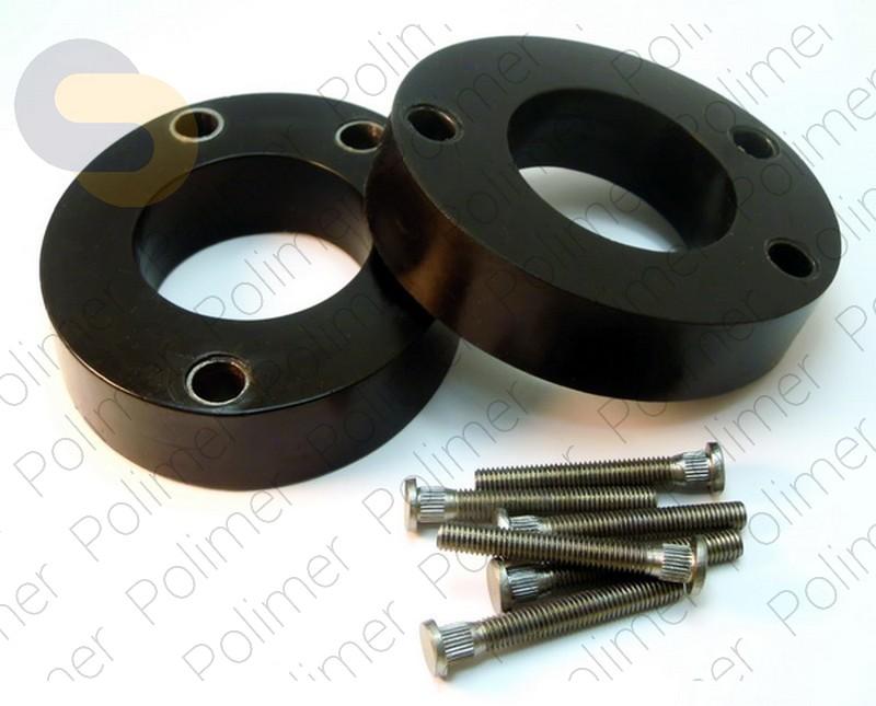 Проставки увеличения клиренса задних стоек FORD - полиуретан 30 мм