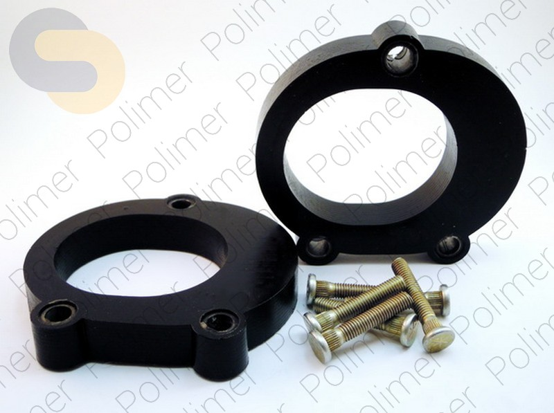 Проставки увеличения клиренса опор передних стоек 20 мм FIAT