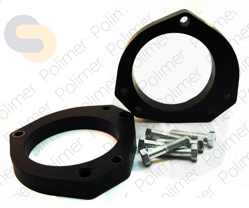 Проставки увеличения клиренса передних стоек FIAT - полиуретан 20 мм