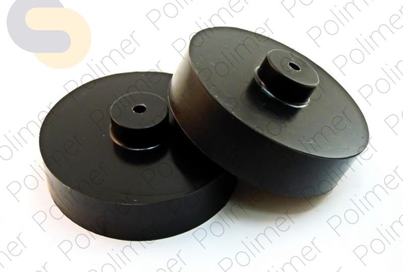 Проставки увеличения клиренса задних пружин RENAULT - полиуретан 30 мм