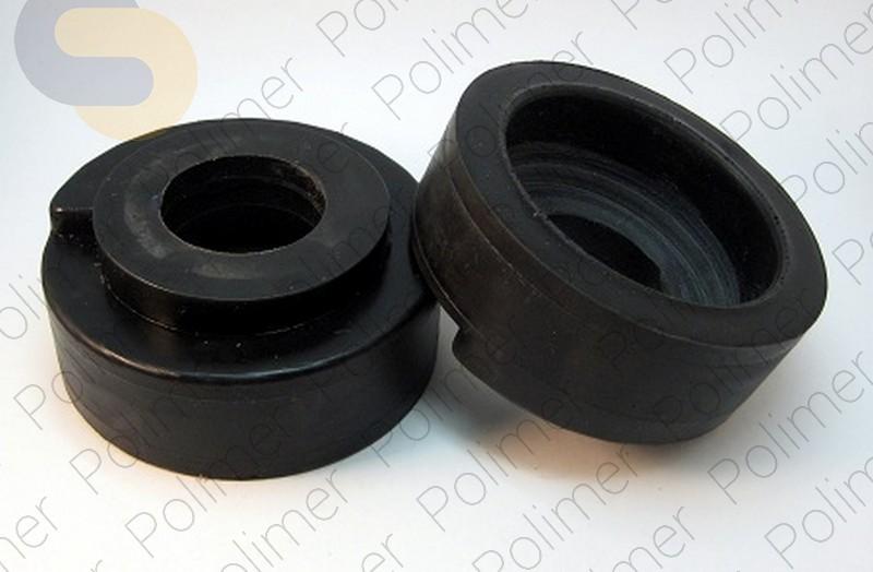 Проставки увеличения клиренса задних пружин увеличенные на 40 мм KIA