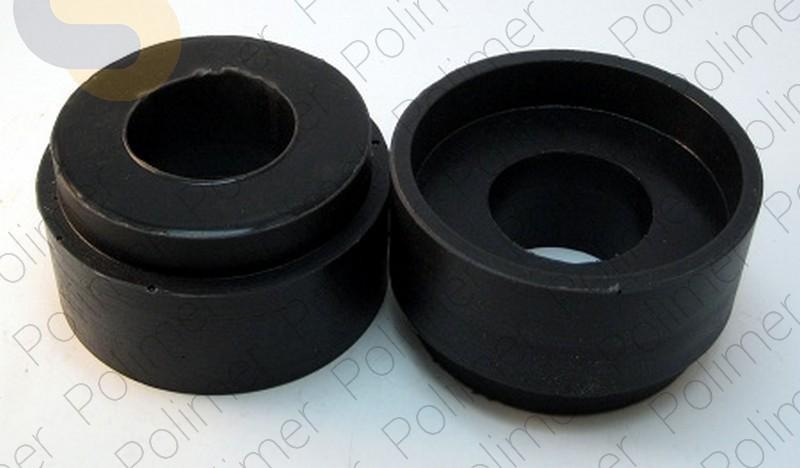 Проставки увеличения клиренса задних пружин увеличенные на 25 мм KIA