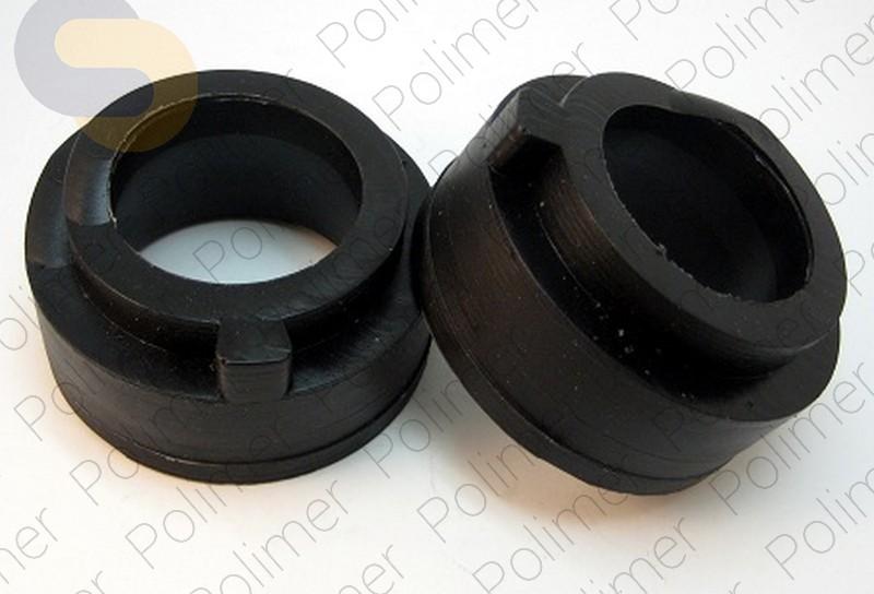 Проставки увеличения клиренса задних пружин KIA - полиуретан + 30 мм