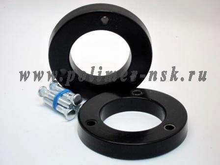 Проставки увеличения клиренса передних стоек KIA - полиуретан 20 мм