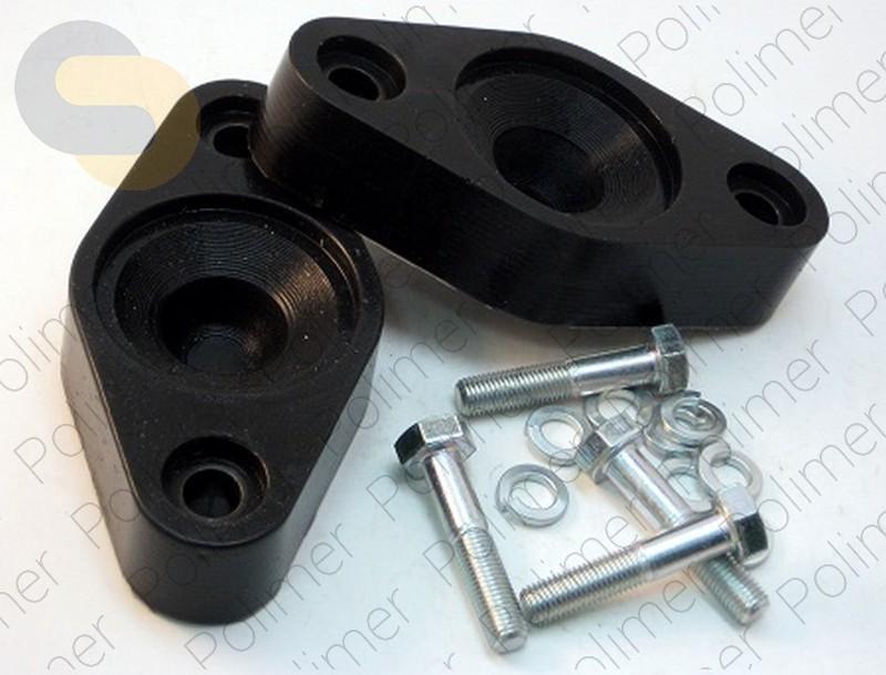 Проставки опор задних амортизаторов KIA - полиуретан 30 мм