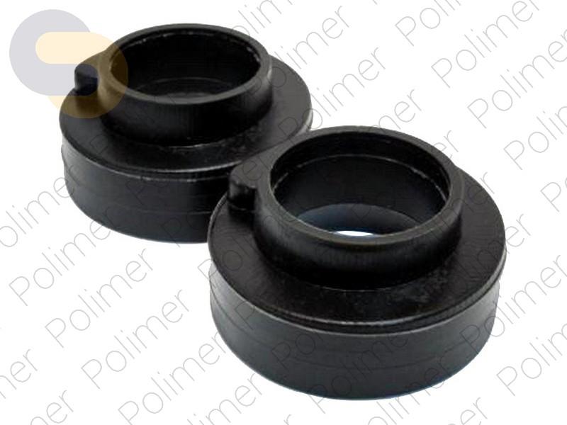 Проставки увеличения клиренса задних пружин DAEWOO - полиуретан 40 мм