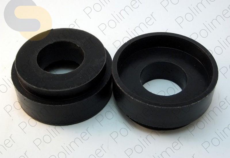 Проставки увеличения клиренса задних пружин HYUNDAI - полиуретан + 25 мм
