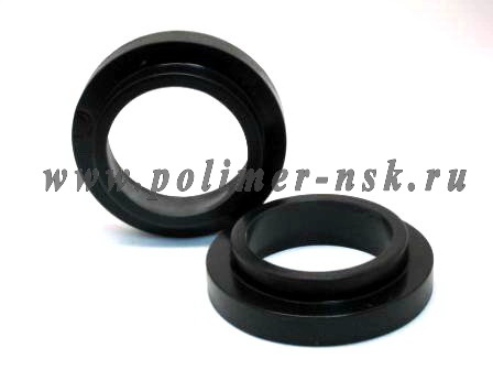 Проставки увеличения клиренса задних пружин HYUNDAI - полиуретан 20 мм
