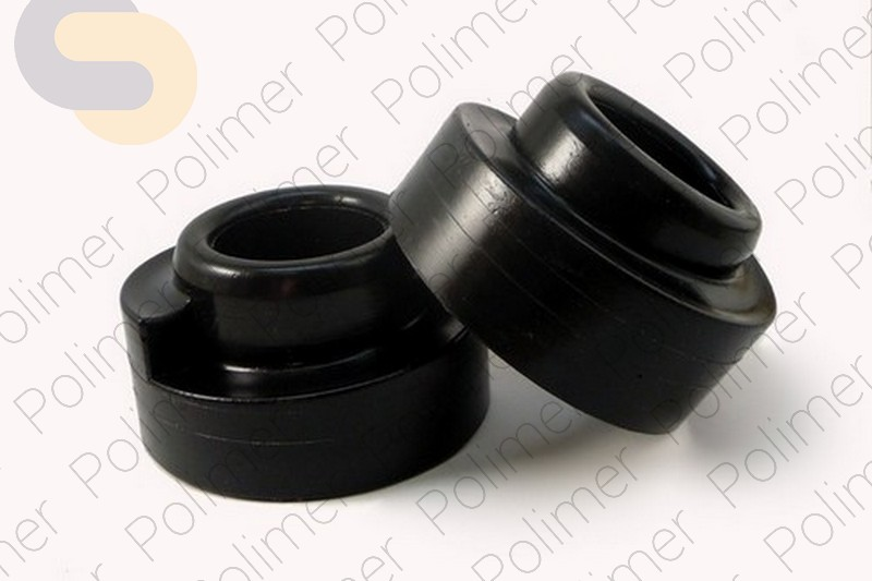 Проставки увеличения клиренса задних пружин HYUNDAI - полиуретан + 30 мм