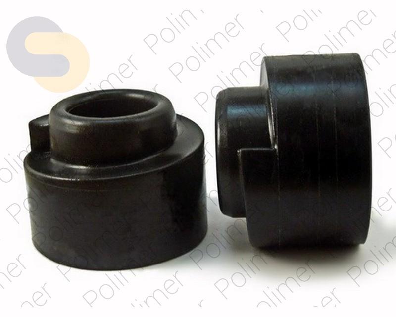 Проставки увеличения клиренса задних пружин увеличенные на 50 мм HYUNDAI