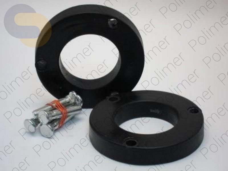 Проставки увеличения клиренса передних стоек HYUNDAI - полиуретан 20 мм