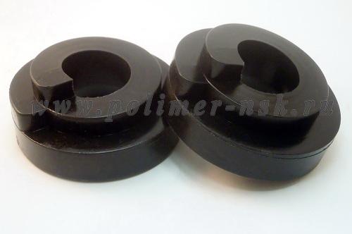 Проставки увеличения клиренса задних пружин увеличенные на 20 мм LADA