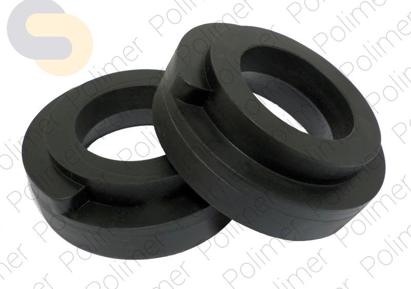 Проставки увеличения клиренса задних пружин увеличенные на 20 мм SSANGYONG