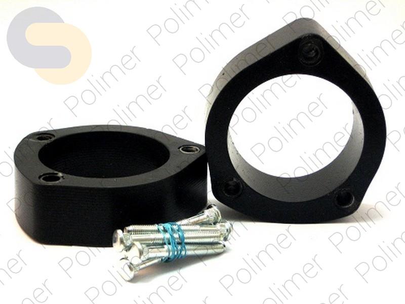 Проставки увеличения клиренса задних стоек LEXUS - полиуретан 40 мм
