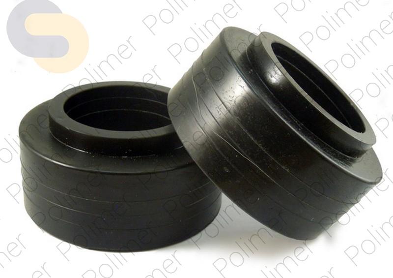 Проставки увеличения клиренса задних пружин LEXUS - полиуретан 50 мм