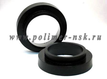 Проставки увеличения клиренса задних пружин LEXUS - полиуретан + 30 мм