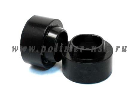 Проставки увеличения клиренса задних пружин LEXUS - полиуретан 35 мм