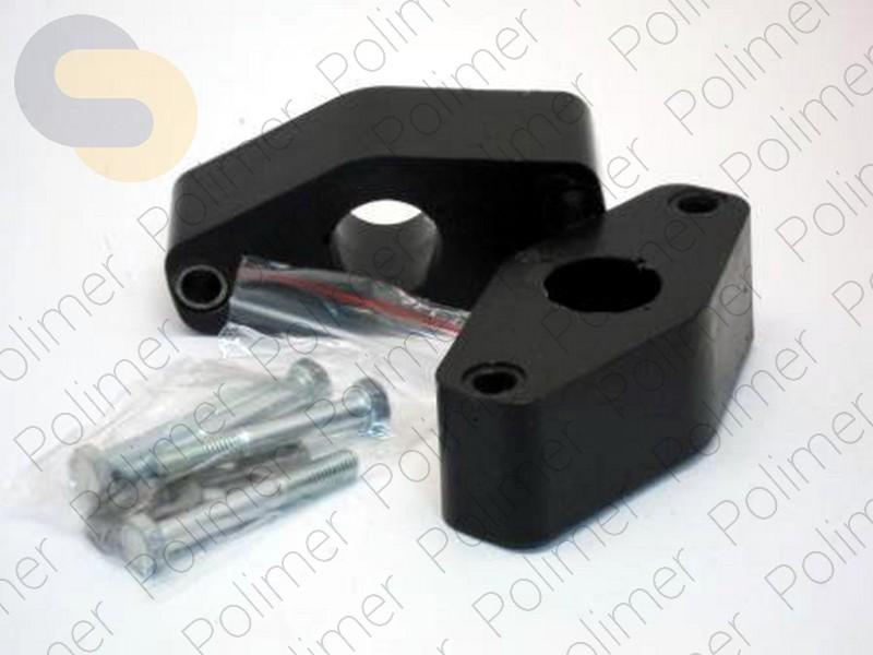 Проставки опор задних амортизаторов VOLVO - полиуретан 40 мм